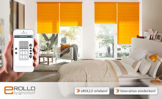 smartphone roller blinds and oder on pinterest. Black Bedroom Furniture Sets. Home Design Ideas