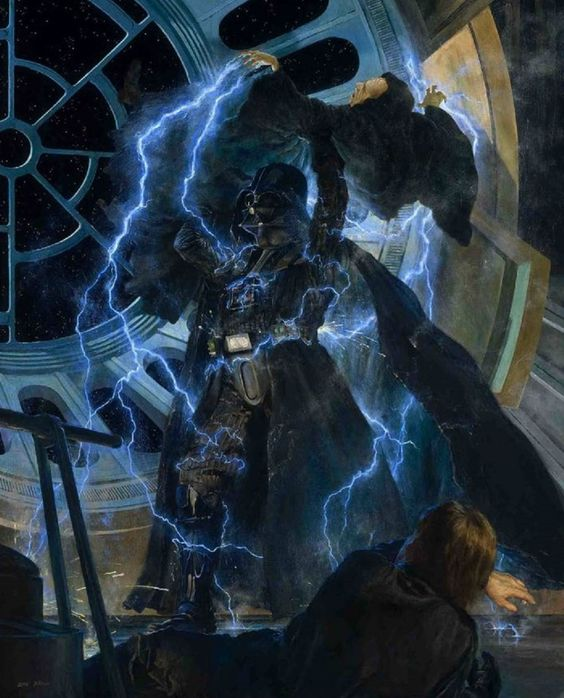 Death's Emperor and the end of the Sith Lord by Tsuneo Sanda
