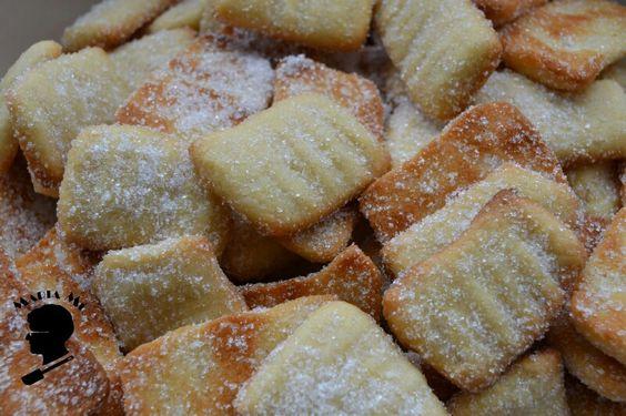 Biscoitos de Manteiga! Viciantes :D