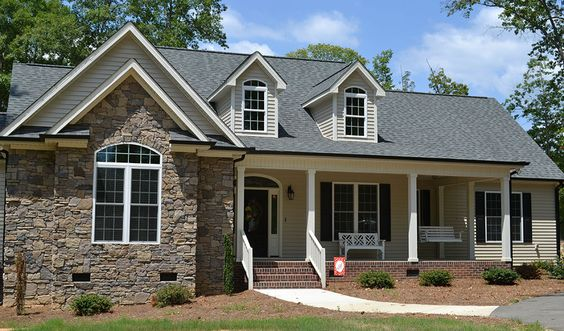 The overbrook plan 539 the perfect picture of country comfort this lovely Home design and comfort