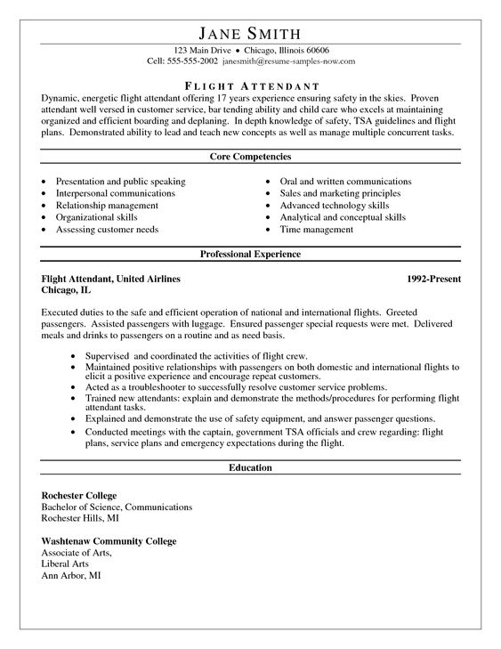 resume core competencies resume template Pinterest - resume competencies