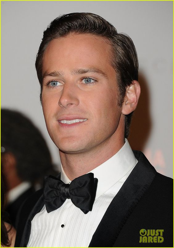 Armie Hammer: LACMA Gala with Ryan Kwanten! He's just too handsome!! hahaha