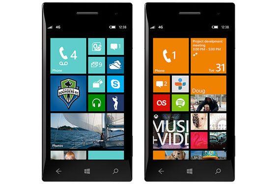 Microsoft Brings A Better Look At Windows 7.8 Start Screen