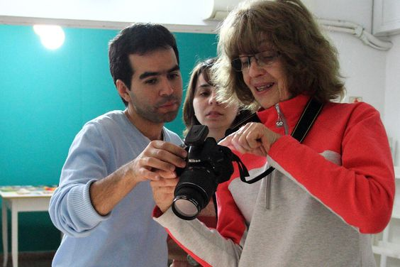 Curso de fotografía.