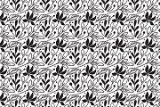 Elegant patterns with flowers ~ Patterns on Creative Market