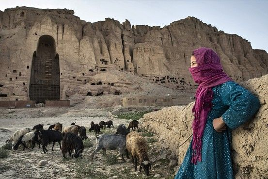 Rebuild Afghanistan's Giant Buddhas? Foot-Shaped Pillars Give Legs to Debate - WSJ