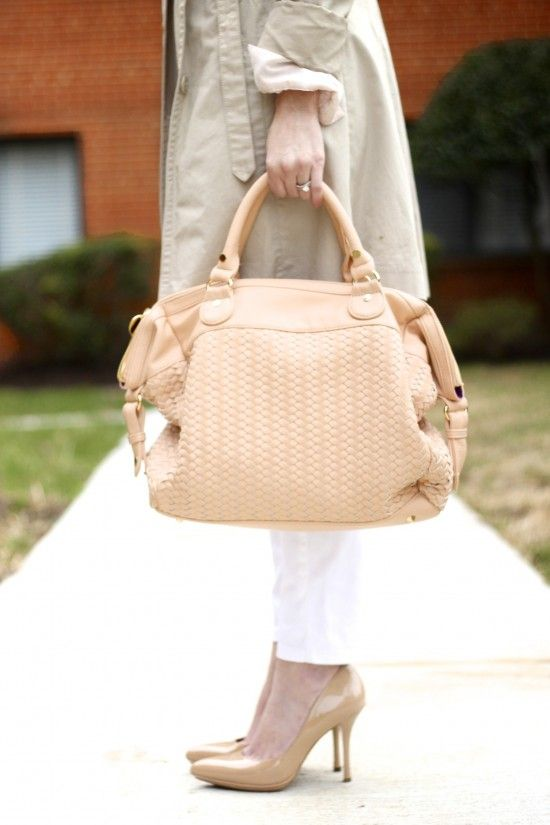 love love this blush bag!
