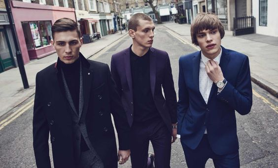 """""""Ben Sherman shows you the best ways to button-up - GQ.co.uk"""""""