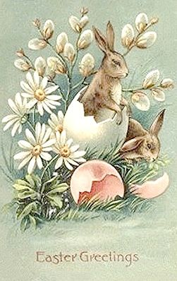 printable easter cards: