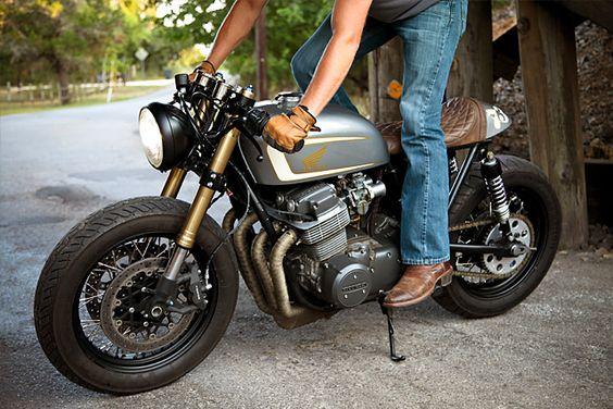 1973 Honda CB750 – Tyson Carver