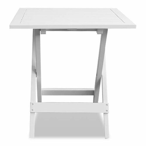 Berkfield Outdoor Coffee Table Acacia Wood Sol 72 Outdoor Colour White Rattan Dining Table Teak Side Table Steel Dining Table