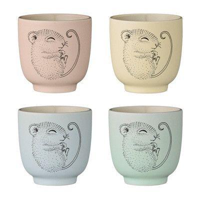 Tasse «Siebenschläfer» in 4 Farben von Bloomingville from weloveyoulove