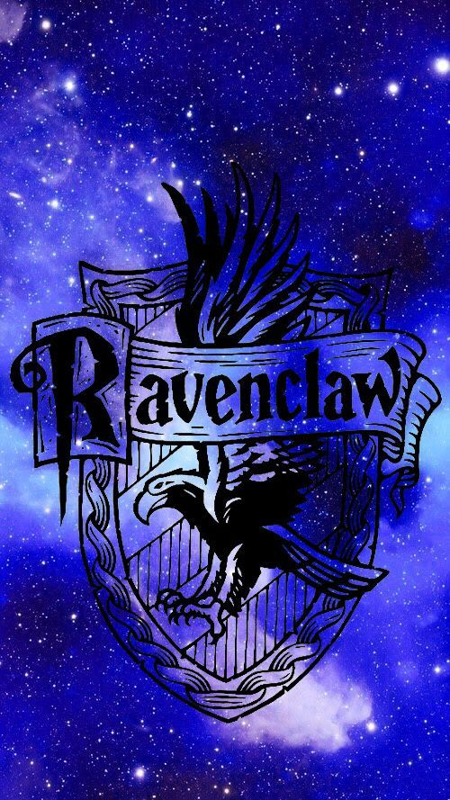 Ravenclaw Phone Background Wallpaper Has Ravenclaw Symbol With
