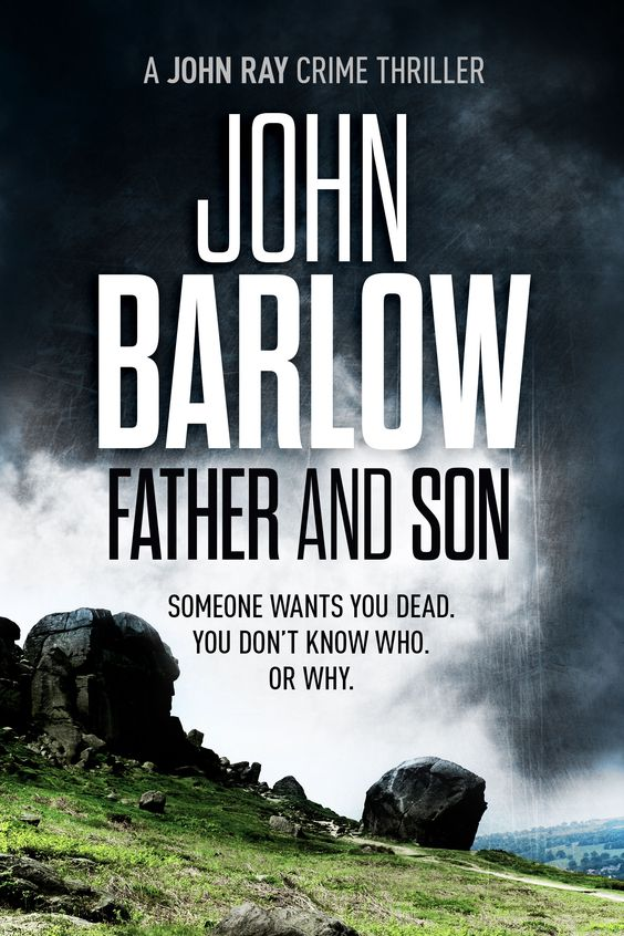 Cover: Father and Son (#2 John Ray novel)