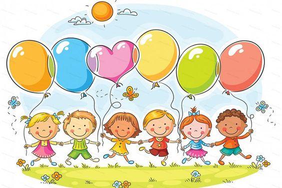 Happy Cartoon Kids Bundle, children doodle, kids doodle