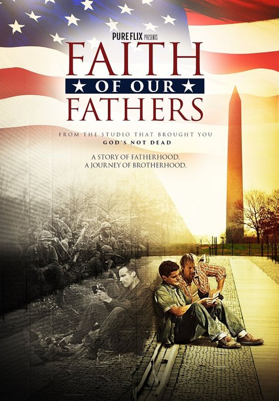 Faith of Our Fathers: A Story of Fatherhood, A Journey of Brotherhood | #FaithofOurFathers #FlyBy
