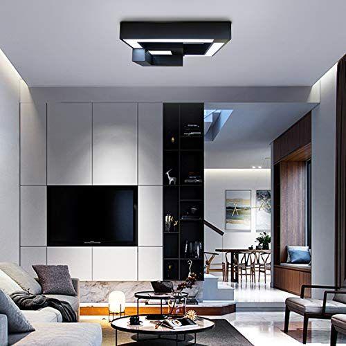 Inspiration Zmh Led Deckenleuchte Wohnzimmer Modern Dimmbar Fernbedienung Farbewechsel Stufenlos In 2020 Wohnzimmer Modern Deckenleuchte Wohnzimmer Led Deckenleuchte