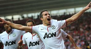 Three for RvP! What a character he possesses!
