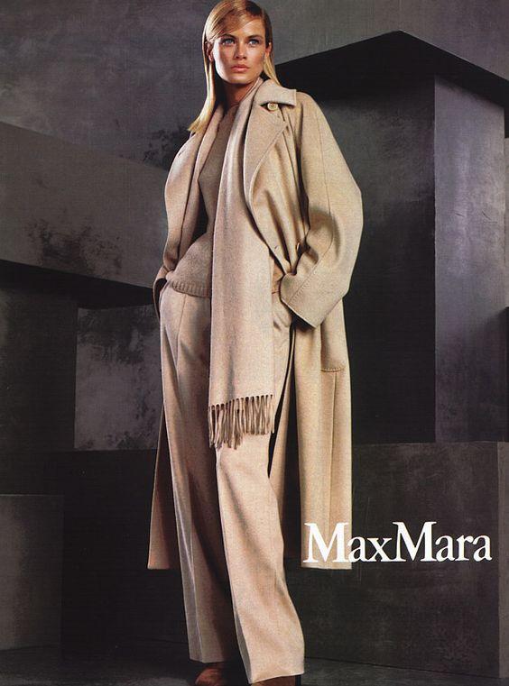 styleregistry: Max Mara | Fall 1999