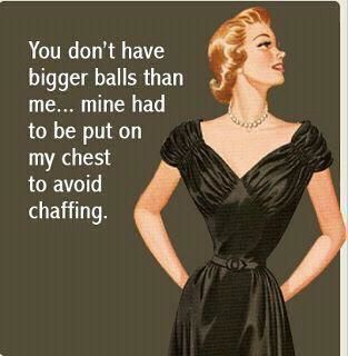 Just sayin'!