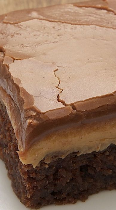 peanut butter fudge cake pb fudge peanutbutter chocolate fudge ...