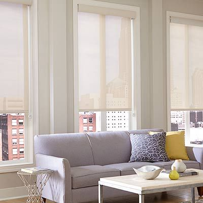 Just found the perfect window treatments!! - Blinds.com. – Signature Solar Shades #homedecor #blinds #roller--solar-shades