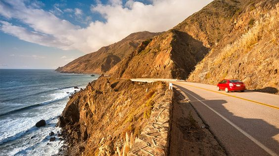 California's Cabrillo Highway