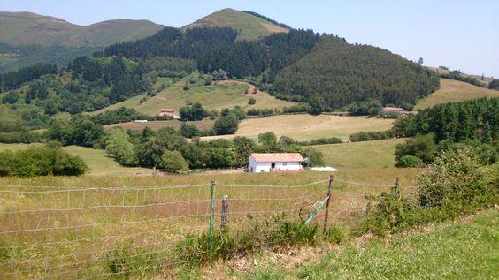 Karrantza.Bizkaia. Carranza.Bizkaiia.País Vasco. Foto de Maritxu E. Llama