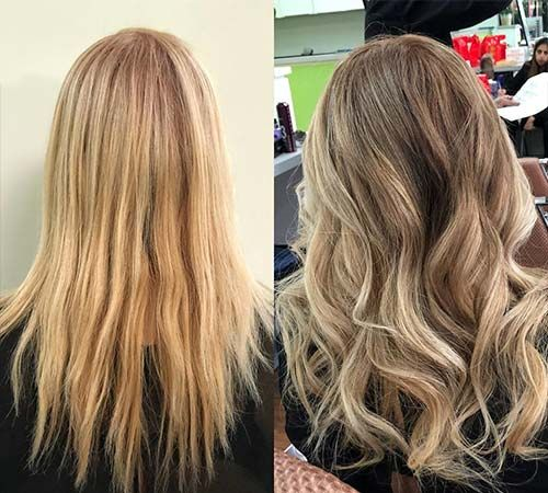43+ Toner for brown hair with highlights inspirations