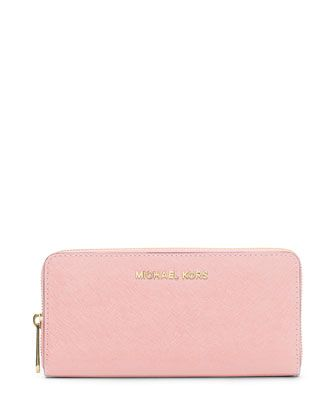 Michael Kors blossom colored wallet