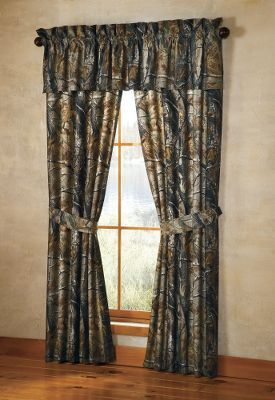 Cabela's Grand River Lodge™ Camo Drapes — Realtree AP™ ... wish ...