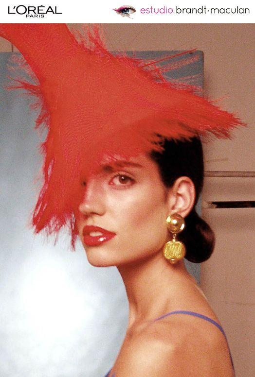 Tapa Revista #ParaTi #Makeup #BrandtMaculan #LOrealParisArg