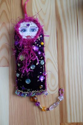 ...A Cloth Doll Maker's Diary...: Dotee Dolls......