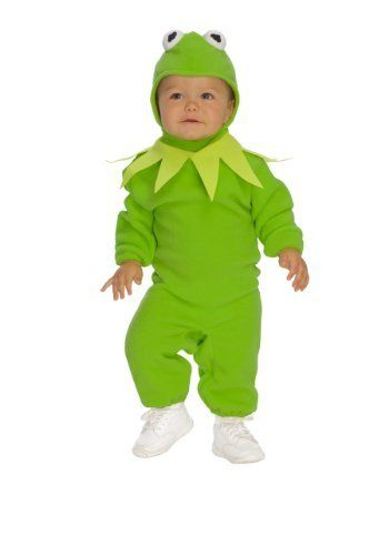 Rubie's Costume Co The Muppets Romper And Headpiece Kermit The Frog, Kermit Print, 6 - 12 Months Rubie's Costume Co, http://www.amazon.com/dp/B003D81A82/ref=cm_sw_r_pi_dp_TmwXpb00402VD