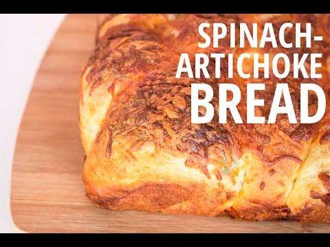 ... Artichoke Pull-Apart Bread | Recipe | Tomatoes, Beans and Artichokes