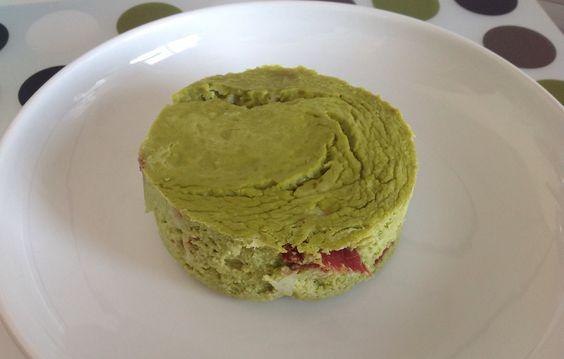 Pastel de guisantes con jamón  http://cocinaberja.blogspot.com.es/2013/11/receta-84-pastel-de-guisantes-con-jamon.html