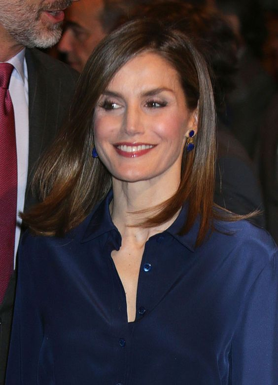 Sept. 7, 2016  Letizia holiday returns glamor of Hollywood star Surely the Queen Letizia has the glamor of a Hollywood star