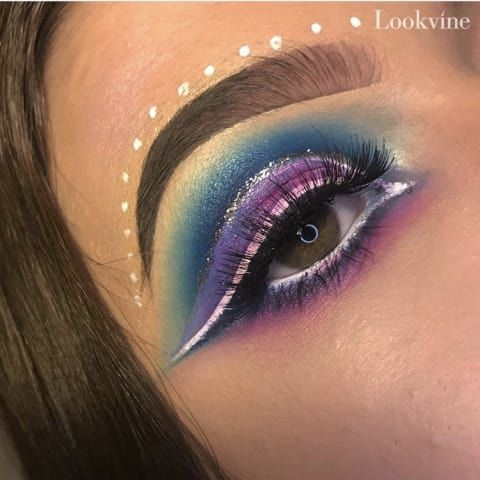 Gorgeous Creative Eye Makeup Ideas To Try Creative Eye Makeup