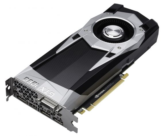 NVIDIA GeForce GTX 1060 Ekran Kartı