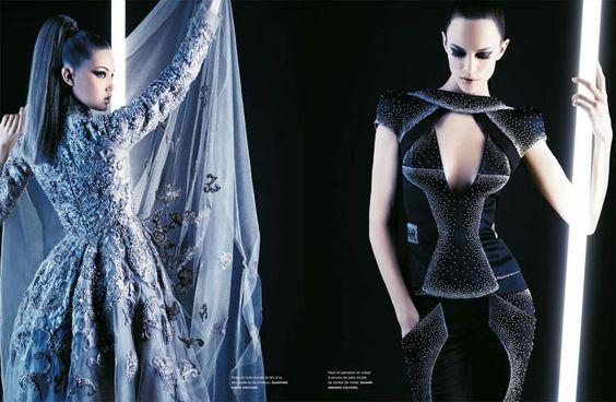 Numéro - Neo Couture