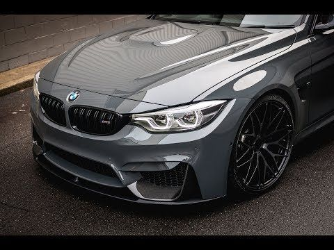 Bmw M3 F80 Lci Ii 2 Delivery And Modifications 2018 Facelift