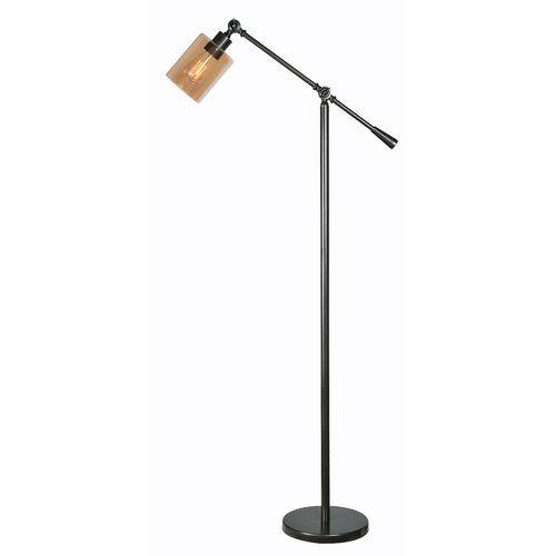 Ivana 56 5 Task Reading Floor Lamp Lamp Adjustable Floor Lamp Floor Lamp
