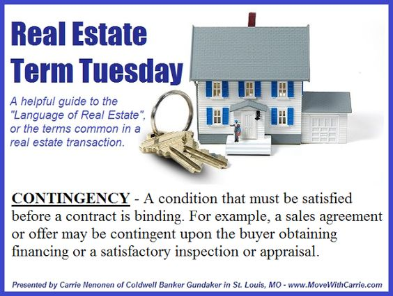 Real Estate Term Tuesday What does the word  - sales agreement