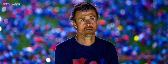 Luis Enrique renueva contrato con Barcelona