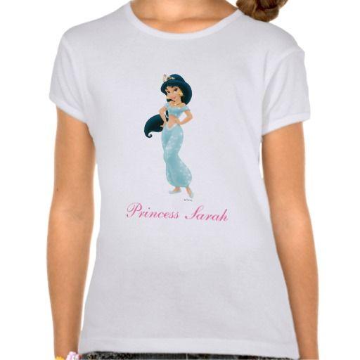 Add your name to this Jasmine Princess Shirt.