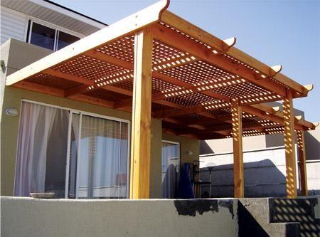 1268318108 79975316 7 decks terrazas pergolas y cobertizos for Cobertizos para terrazas