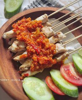 Cara Membuat Sate Taichan : membuat, taichan, Taichan, Resep,, Makanan,, Resep, Masakan