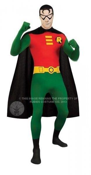 Robin 2nd Skin Licensed at funnfrolic.co.uk -£32.39