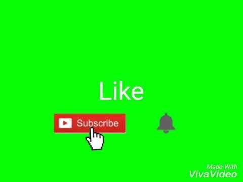 Suscribete Activa La Campanita Y Dale Like Pantalla Verde Youtube Youtube Campanita