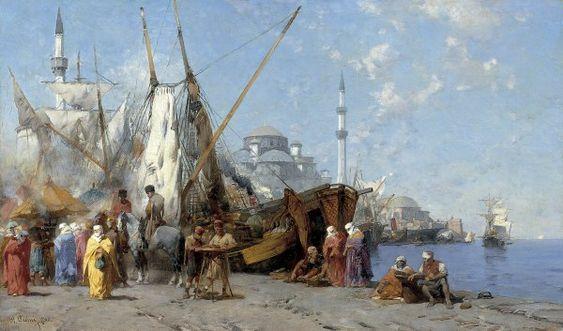 Caída de Constantinopla 7cd285985095dd890048292b81fb63d1
